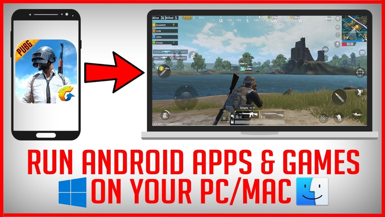15 best android emulators for pc and mac of 2018