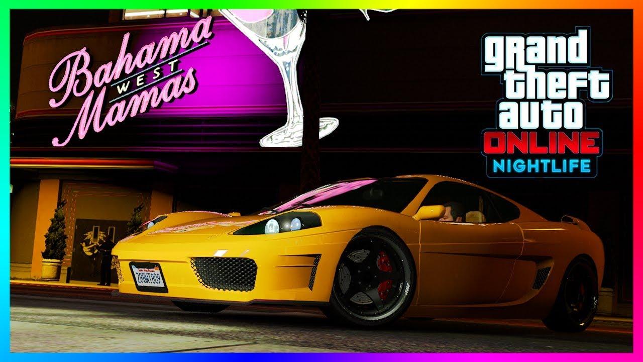 Corporate Car Online: GTA Online Nightclub DLC NEW Leaked Details