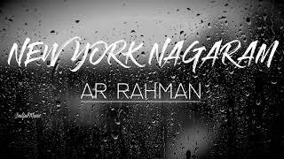 New York Nagaram Full Song Lyrics || Sillunu Oru Kadhal || Whatsapp Love Status || Love || Tamil