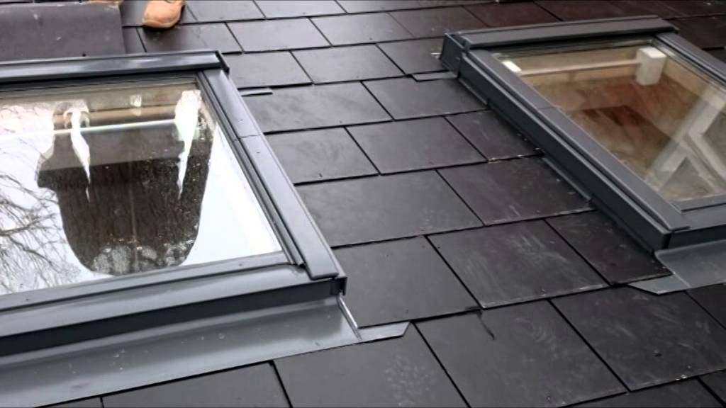 G Garmson Roofing Birmingham Slate Extension Roof With
