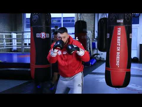 Видеоурок ударов в боксе