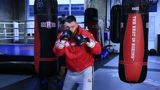 БАЗОВЫЕ УДАРЫ В БОКСЕ -Как поставить удары на боксерском мешке