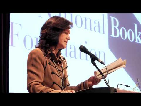 Louise Erdrich, 2012 National Book Award Winner in Fiction