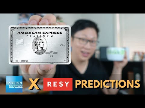 Amex Acquires Dining App:  Amex Platinum Predictions