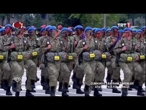 TÜRK ORDUSU GÖVDE GOSTERİSİ YAPIYOR +TURKİSH ARMY 🇹🇷