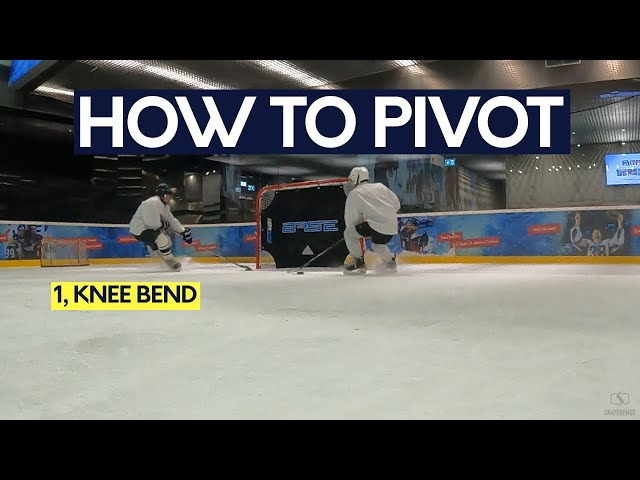 How to Pivot in Ice Hockey   4 hints