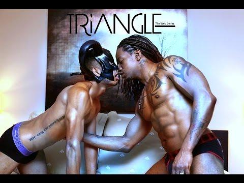 Sexy black gay guys