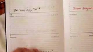 Study Skills Handbook : Using Your Diary