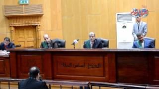 أخبار اليوم | أحداث محاكمة جمال وعلاء مبارك