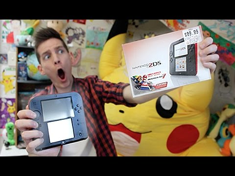 Mail Man Monday Ep #132 (FREE 2DS CONSOLE!!!)