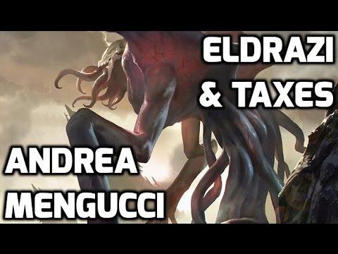 Channel Mengucci - Modern Eldrazi & Taxes (Match 2)