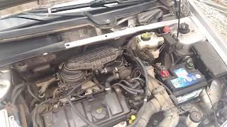 Problème de démarrage à froid Citroën saxo