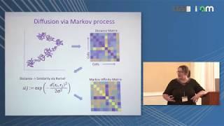 "Dana Pe'er: ""Having fun with single-cell RNA-seq: imputation and manifolds"""