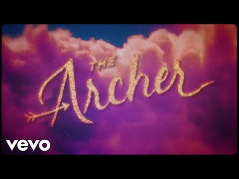 Taylor Swift - The Archer (Lyric Video) - Видео онлайн