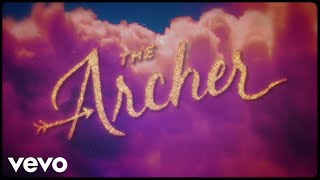 Gambar cover Taylor Swift - The Archer (Lyric Video)