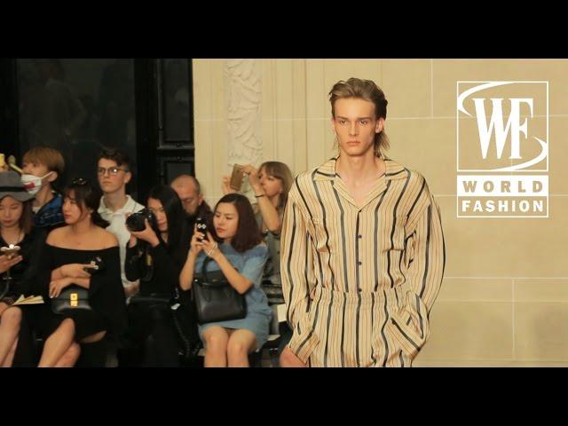 Sean Suen Spring/Summer 2017 Paris Men`s Fashion Week