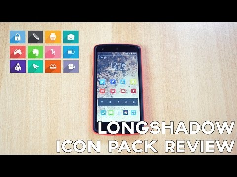Long Shadow Icon Pack - Apps on Google Play