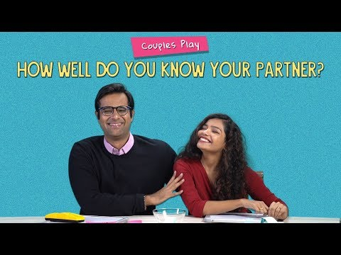 Couples Play: How Well Do You Know Your Partner? | Ft. Arushi & Joshua | Ok Tested