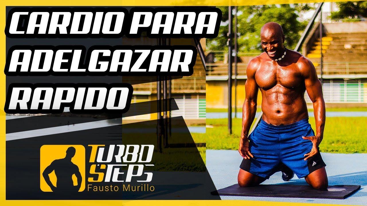 Fausto murillo entrenamiento corto para bajar de peso rapido