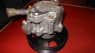 Почему воет насос гидроусилителя руля Chevrolet Aveo .(, 2015-11-03T01:40:11.000Z)