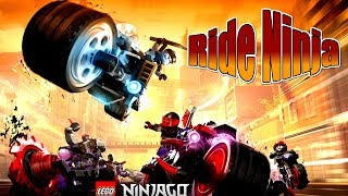 LEGO® NINJAGO®: Ride Ninja - LEGO System A/S Walkthrough