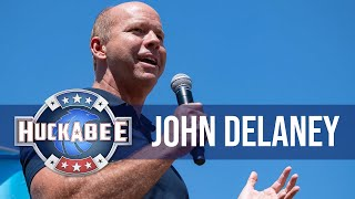 Presidential Candidate John Delaney Makes The Most Sense Of Any (democrat)   Huckabee