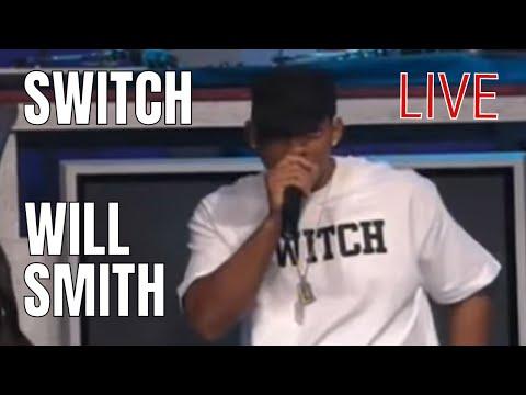 Will Smith - Switch @ Jay Leno