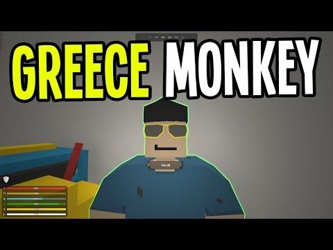 Unturned - BECOMING an ENGINEER - Greece Map Survival - Episode 11