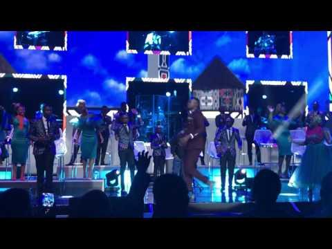 Mnqobi Nxumalo @ Carnival City Kolungiswa Nguwe Joyous Celebration 21