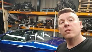 Alfa Romeo Spider 939 Roof Flap Motor Actuator Aluminum Replacement Gear