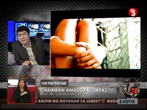 NEWS5E | T3: MANYAK NA TIYUHIN? | MAY 08, 2013