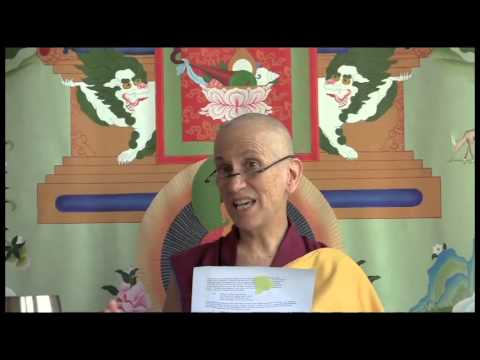 07 Aryadeva's 400 Stanzas on the Middle Way with Ven. Chodron 06-06-13