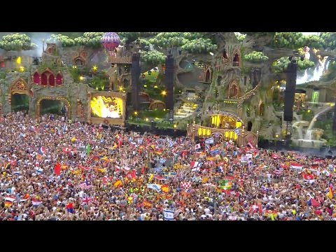 W&W @ Tomorrowland 2016