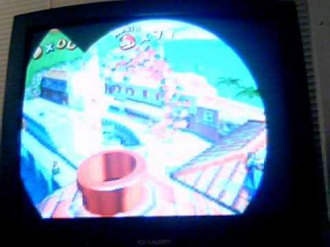 ACTION REPLAY NINTENDO GAMECUBE SUPER MARIO SUNSHINE