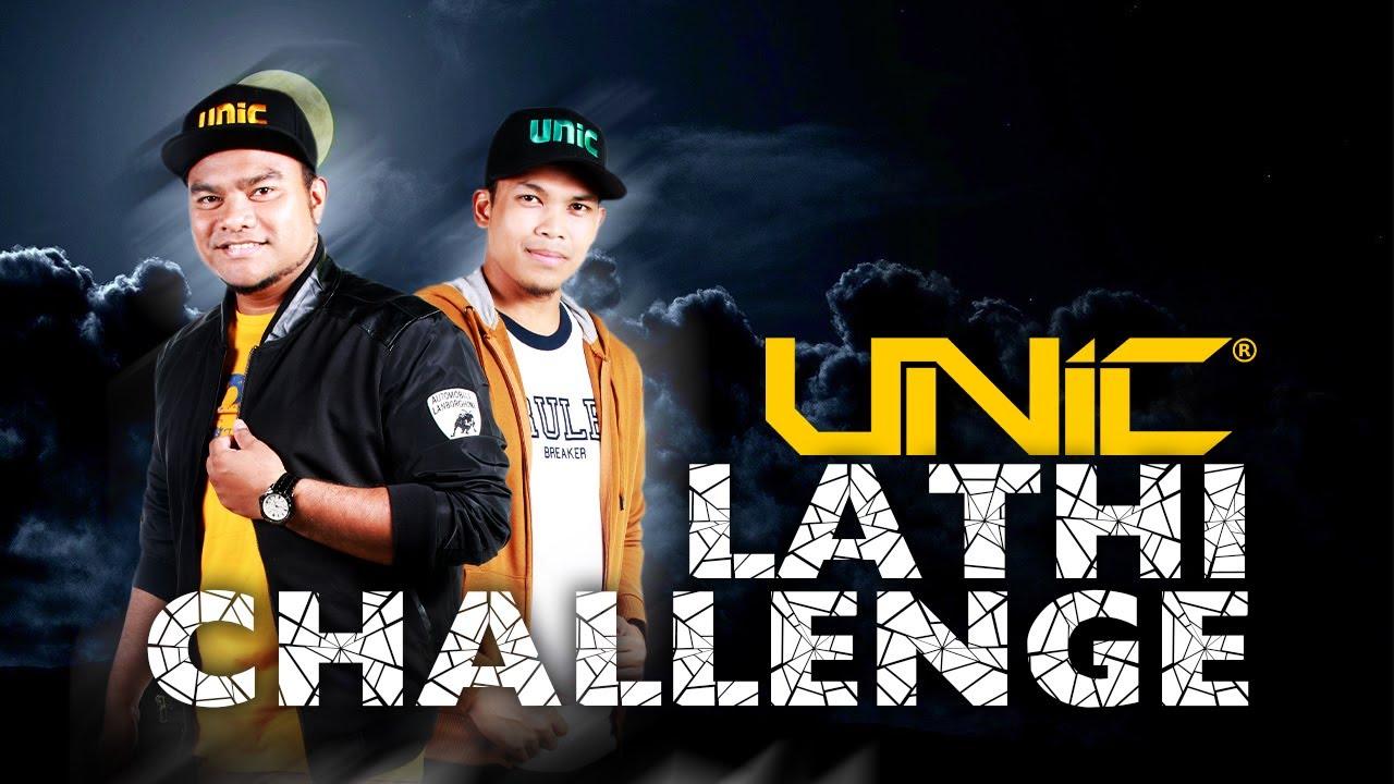 LATHI CHALLENGE  (UNIC COVER)