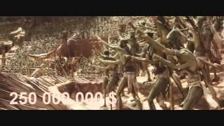 Топ 10 } Самые высокобюджетные фильмы ( 2012 г. )