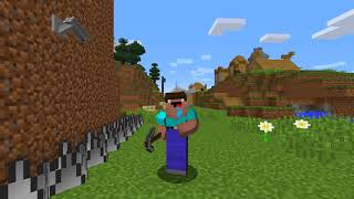 Minecraft NOOB VS PRO : WHICH OF THE VILLAGER ROBBED THE NOOB? in Minecraft Animation