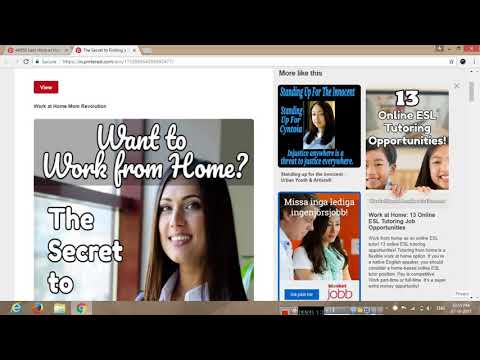 Types Online Home Based Jobs Without Investment From Home