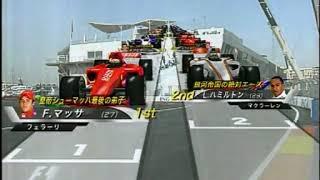 F1 2008年 第12戦 ヨーロッパGP スターティンググリッド
