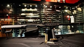 King of Snipers: Socom Gear Barrett M107 CO2 Shell Ejecting Sniper Rifle - RedWolf Airsoft RWTV