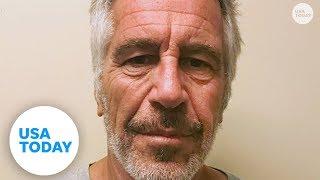 Jeffrey Epstein had several breaks in neck bones | USA TODAY