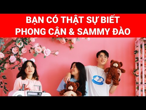 HERO TEAM: Trắc nghiệm về cặp đôi Phong cận & Sammy Đào