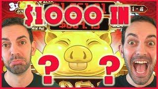 💲1000 in 15 Minutes on ⚡🔗 + 🔴⚫ Roulette + Titan 🔄 ++✦ Slot Machine Pokies w Brian Christopher