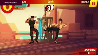 Bruce Lee : Enter The Game :The Last Straw | Defeat All Enemies[Android Game]  Youtube