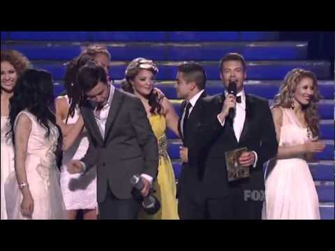 American Idol 2011 Winner Announced Live [HQ].flv