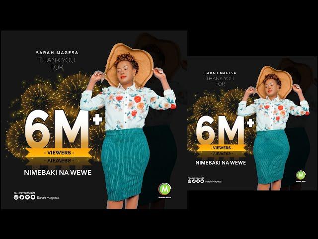 Sarah Magesa -  NIMEBAKI NA WEWE (Official Video) HD