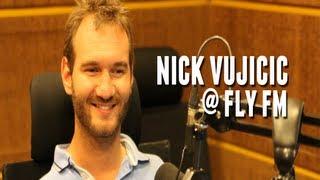 Nick Vujicic @ Fly FM Malaysia