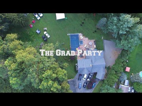 Most Crazy Grad Party Of Summer '16!