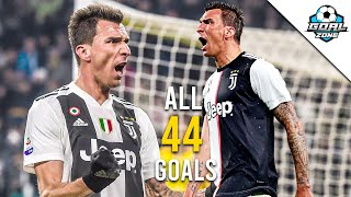Mario Mandžukić - Welcome to AC Milan All 44 Goals for Juventus