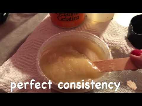 How to make SFX gelatin